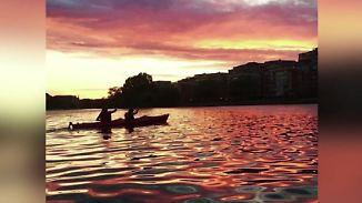 Promi-News des Tages: Jennifer Garner gerät bei Kajak-Ausflug in Notlage
