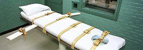 Illegal deutsches Gift erworben?: Pharmakonzern will US-Hinrichtung stoppen