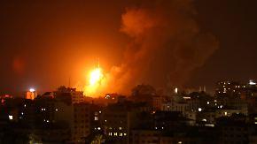 Drei Tote, mehrere Verletzte: Im Gazastreifen eskaliert die Gewalt erneut