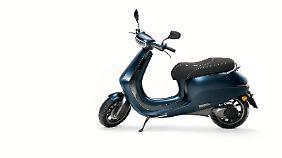 Rund 4000 Euro kostet der Appscooter von Etergo.