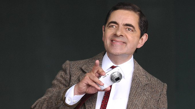 Ein Pionier des britischen Slapsticks: Rowan Atkinson alias Mr. Bean.