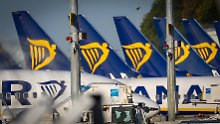 Ryanair lernt Arbeitskampf.