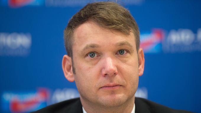 Poggenburg war im März als Partei- und Fraktionschef in Sachsen-Anhalt zurückgetreten.