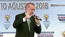 Bankenaufsicht wird aktiv: Maßnahmenpaket Erdogans stützt Lira
