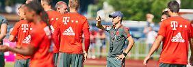 Supercup gegen die Eintracht: Der FC Bayern brennt auf Revanche