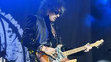 """""""Wollen etwas anderes machen"""": Aerosmith bekommen Show in Las Vegas"""