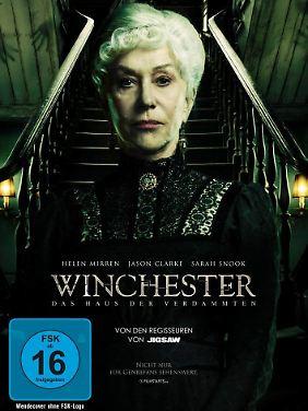 """""""Winchester"""" erscheint am 31. August auf DVD und BD bei Splendid."""