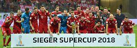 Revanche für Pokalfinal-Pleite: FC Bayern deklassiert Eintracht Frankfurt