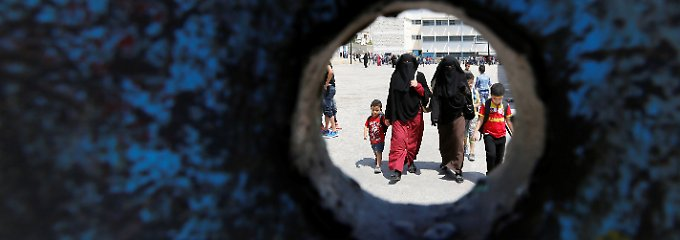 Ende des Flüchtlingsstatus: Trump will Palästinensern Rückkehr verbieten