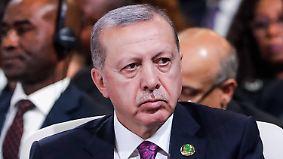 Währungskrise in der Türkei: Kann Erdogan den Lira-Verfall stoppen?