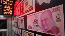 Analysten bleiben vorsichtig: Türkische Lira erholt sich