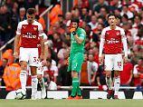 """""""Keine Qualität. Nichts"""": Presse zerreißt Özil nach Arsenal-Pleite"""