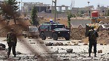 Militär sichert Pufferzone: Russland öffnet Golanhöhen für die UN