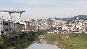 Marode Autobahnbrücken in Italien: Einsturz der Ponte Morandi ist kein Einzelfall