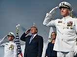 Zu groß und zu teuer: Pentagon sagt Trump-Parade ab