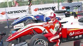 """""""Der Knoten sollte geplatzt sein"""": Mick Schumacher begeistert die Formel 3"""