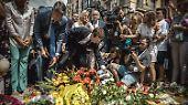 Ein Jahr nach dem Terror: Spanien gedenkt der Opfer in Katalonien