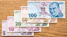 Kreditwürdigkeit herabgestuft: Agenturen blicken pessimistisch auf Türkei