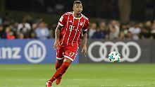 """""""Finde ich auch nicht so schön"""": Boateng vermisst Rückhalt der Bayern-Bosse"""