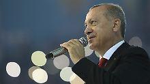 Wiederwahl als AKP-Chef: Erdogan baut seine Macht weiter aus