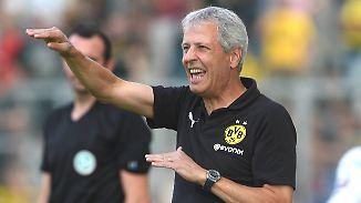 Lucien Favre back in Bundesliga: Dortmund startet personell gestärkt in neue Saison