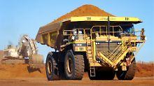 Ausstieg aus dem Schieferöl: Bergbauriese BHP verdient weniger