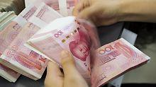 Der Börsen-Tag: China: Werten Währung nicht gezielt ab