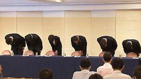Sex-Eklat bei Asienspielen: Japanische Basketballer müssen nach Hause fahren