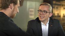 """Staat muss sich treu bleiben"": Amthor will Binnenmigration begrenzen"