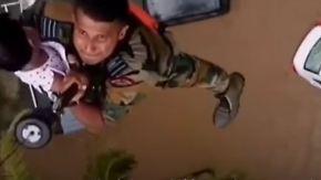 Heftige Regenfälle in Indien: Mindestens 400 Menschen sterben bei Jahrhundertflut in Kerala