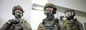 IS-Zelle in Berlin?: Festgenommener Islamist hatte Verbindungen zu Anis Amri