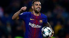 Der Sport-Tag: BVB findet neuen Stürmer beim ... FC Barcelona!