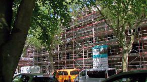 Streit zwischen Regierungsparteien: Wissenschaftler fordern weniger sozialen Wohnungsbau