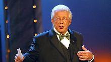 Die Bühne war sein Zuhause: Dieter Thomas Heck.