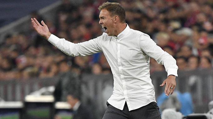 Hoffenheim-Coach Nagelsmann hat das Gewirr um den Videobeweis im Spiel gegen den FC Bayern München harsch kritisiert.