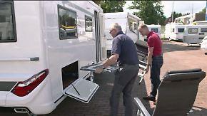 n-tv Ratgeber: Camper falsch packen und fahren wird gefährlich