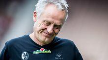 Der Sport-Tag: Streich fehlt Freiburg gegen SGE an der Seitenlinie