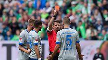 """Chaos-Fehlstart in Wolfsburg: """"Tohuwabohu"""" und Pleite erzürnen Schalke"""