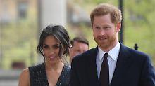 Die Familie von Herzogin Meghan und Prinz Harry hat sich vergrößert.