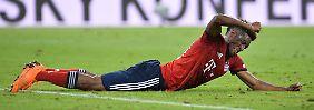 Wieder verletzt: Münchens Kingsley Coman.