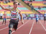 Großer Sport vor leeren Rängen: Para-EM bringt Medaillen - und viel Frust