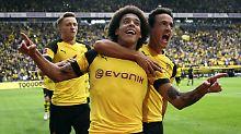 """Dortmund dreht """"groteskes"""" Spiel: Der BVB zeigt, was Favre sehen will"""