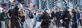 Tödlicher Streit in Chemnitz: Haftbefehle nach Messerstecherei beantragt