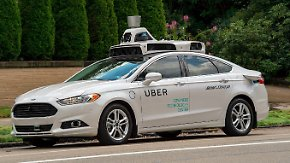 Japaner investieren 500 Millionen Dollar: Toyota tüftelt mit Uber an selbstfahrenden Autos