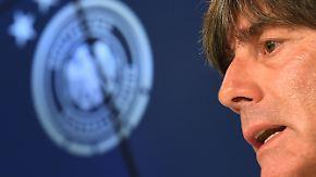 Ko-Trainer weg, drei Neue im Kader: Löw zieht Schlussstrich unter WM-Debakel