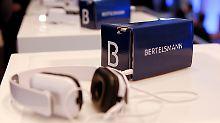 Prognose bestätigt: Bertelsmann wächst solide