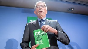 """Anti-Islam-Buch sorgt für Ärger: Sarrazin prophezeit """"Feindliche Übernahme"""""""