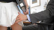 Nicht jede wehrt sich: Jede vierte Frau im Job sexuell belästigt