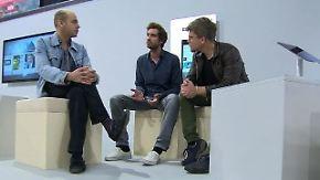 """Austropop-Band Wanda im n-tv Interview: """"Handys auf Konzerten sind scheiße"""""""