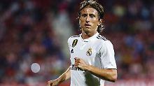 Harder Fußballerin des Jahres: Modric stürzt Ronaldo von Europas Thron